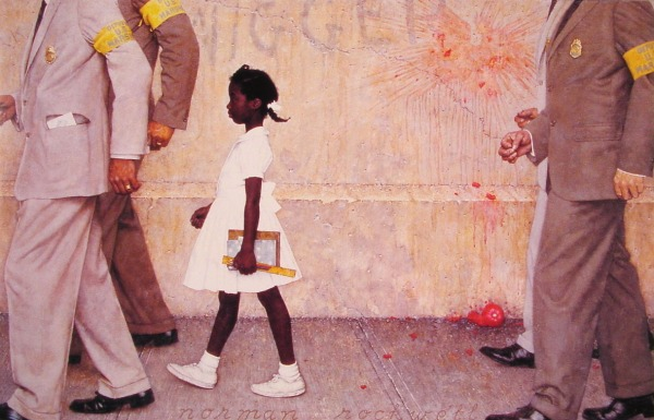 The Problem's We All Share, Norman Rockwell