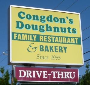 Congdon's Doughnuts Image