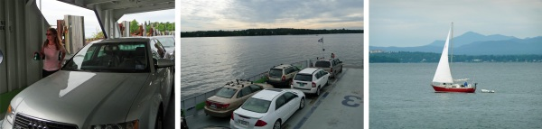 Lake Champlain Ferry, Image