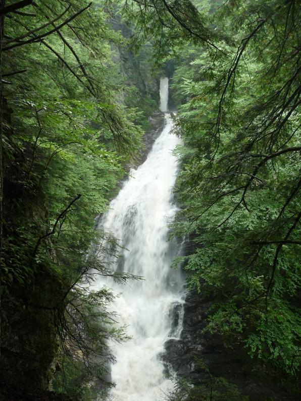 Moss Glen Falls Vermont