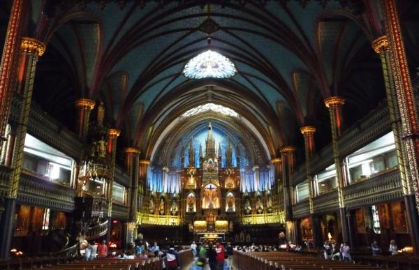 Notre Dame de Montreal, Image