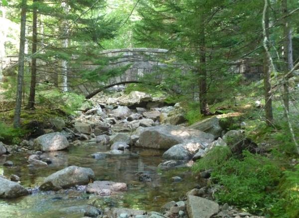 Acadia Stone Bridges