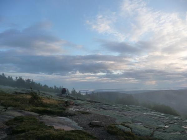 Cadillac Mountatin, Acadia National Park