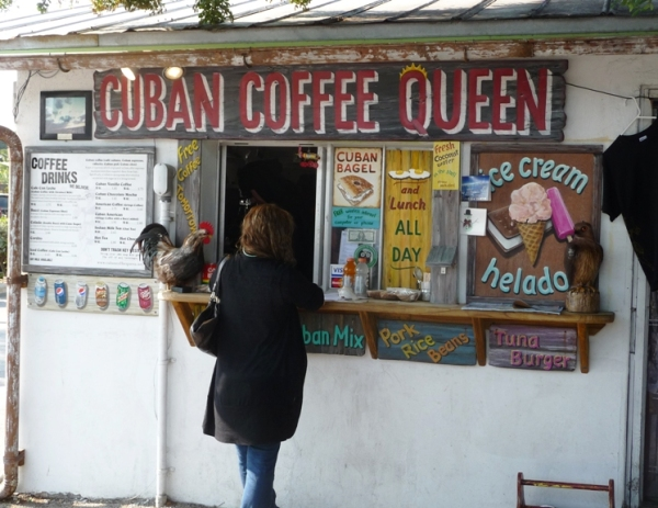 Cuban Coffee Queen, Key West Florida