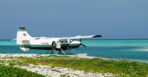 Dry Trotugas Sea Plane Image