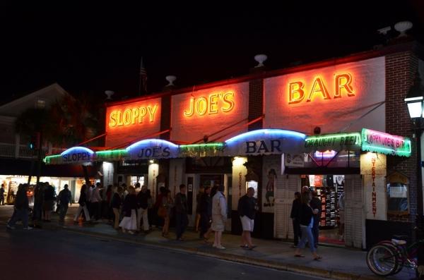 Sloppy Joe's, Key West