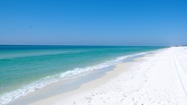 Grayton Beach White Sand