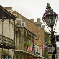 New Orleans, a City of Contrasts
