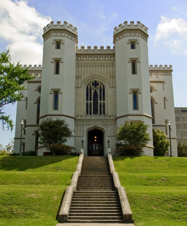 Old State Capitol, Baton Rouge Louisiana