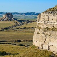 Photo of the Day: Scotts Bluff National Monument