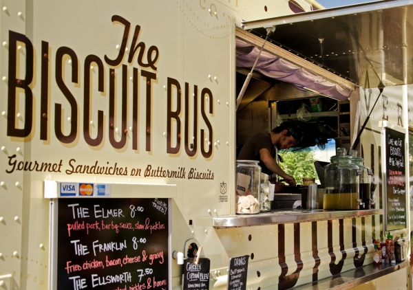 The Biscuit Bus, Denver Food Truck