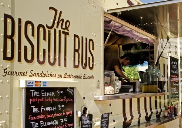 The Biscuit Bus, Denver Food Truck