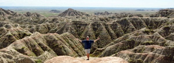 Badlands National Park - Burns Basin