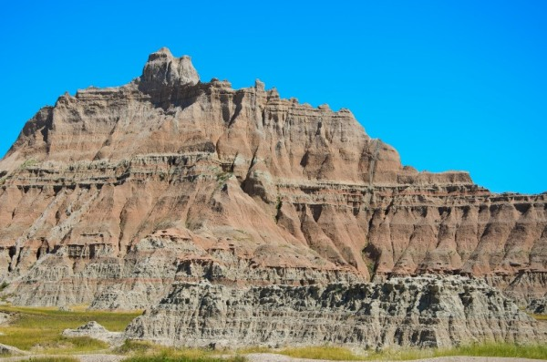 Badlands National Park - Jagged
