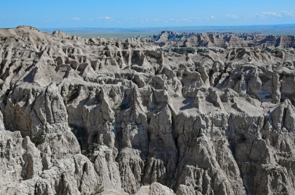 Badlands National Park - Lunar