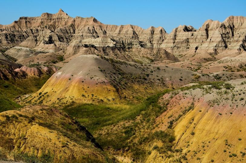 Badlands National Park, SD | Everywhere Once Theodore Roosevelt National Park