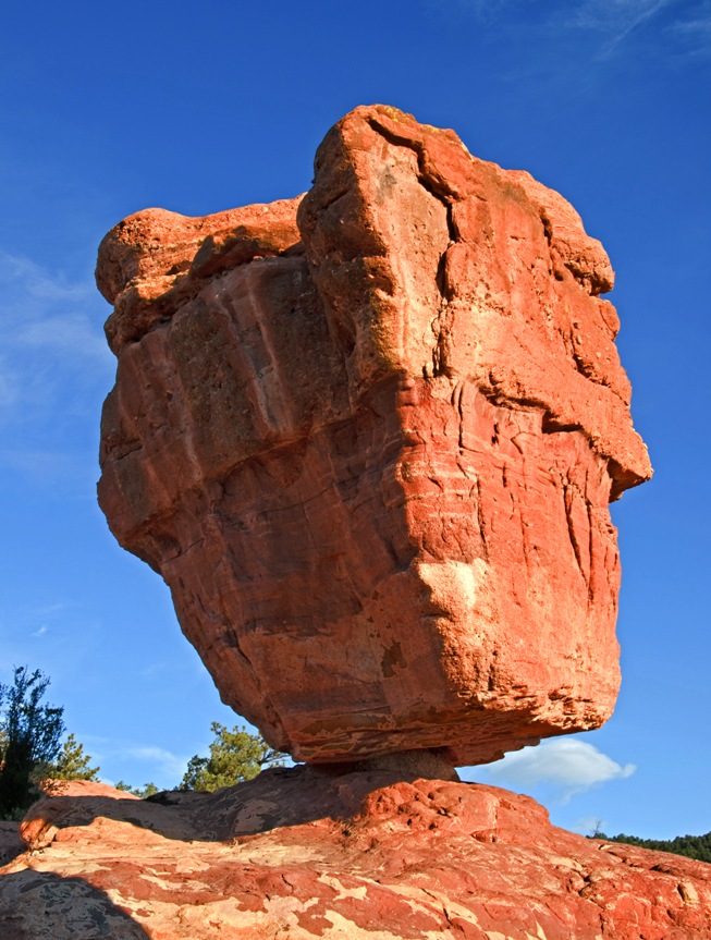 A Walk Through The Garden Of The Gods Everywhere Once