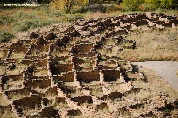 Bandelier National Monument Ruins