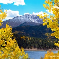 Photo of the day: Pikes Peak