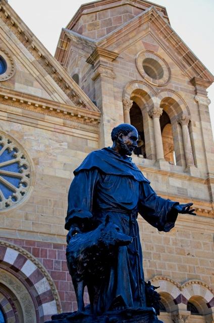 Saint Francis Cathedral, Santa Fe New Mexico