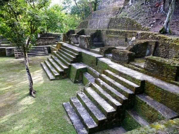 Cahal Pech, Mayan Site, San Ignacio Belize