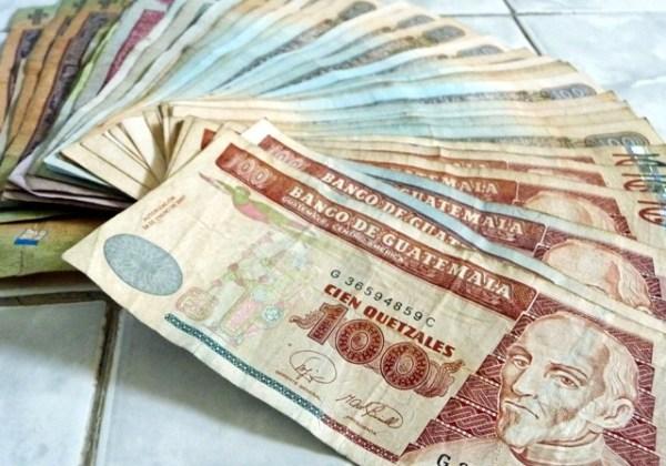 Guatemalan Money
