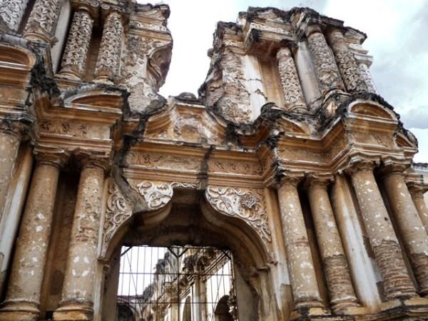 Antigua, Guatemala Ruins