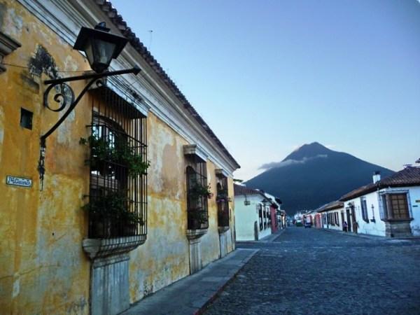 Antigua, Guatemala Volcanoes