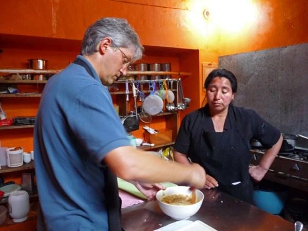 el Frijol Feliz, Cooking Class, Antigua, Guatemala