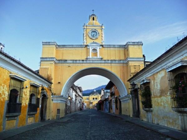 Santa Catalina Arch, Antigua