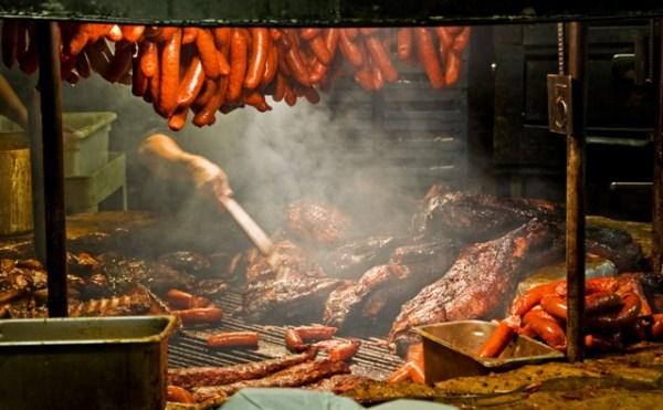 Salt Lick BBQ Pit, Texas
