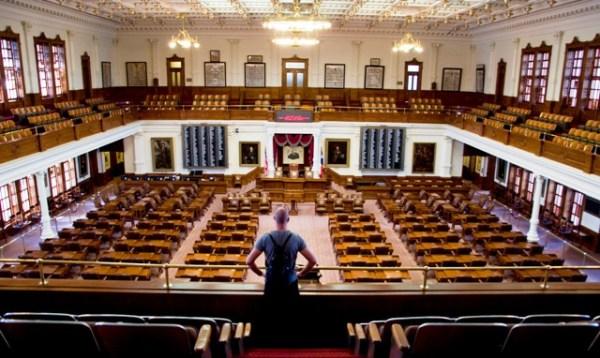 Texas Legislature, Austin