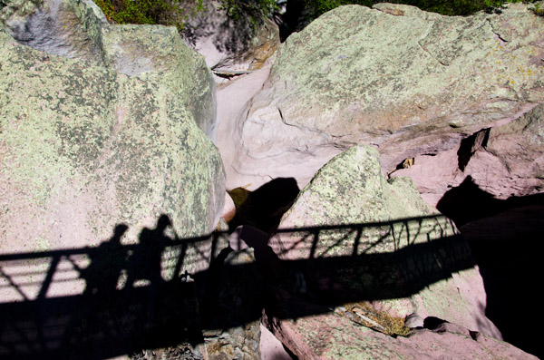 Catwalk National Scenic Trail Bridge