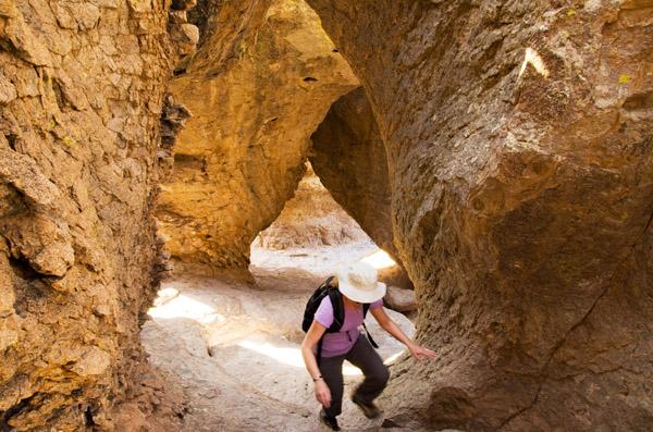 Chiricahua National Monument Hiking