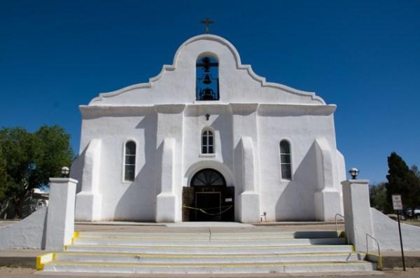 San Elizario Chapel, El Paso, TX