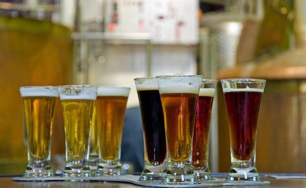 Sleepy Dog Brewery, Tempe, AZ