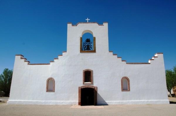 Socorro Mission, El Paso, TX