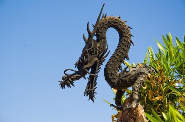 Taliesin West Dragon