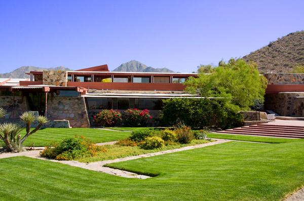 Taliesin West, Scottsdale AZ