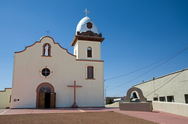 ysleta mission trail The ysleta mission church is part of el paso's mission trail.