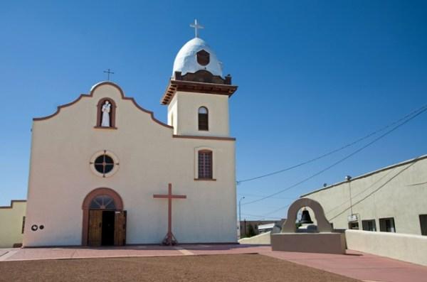 Ysleta Mission, El Paso, TX