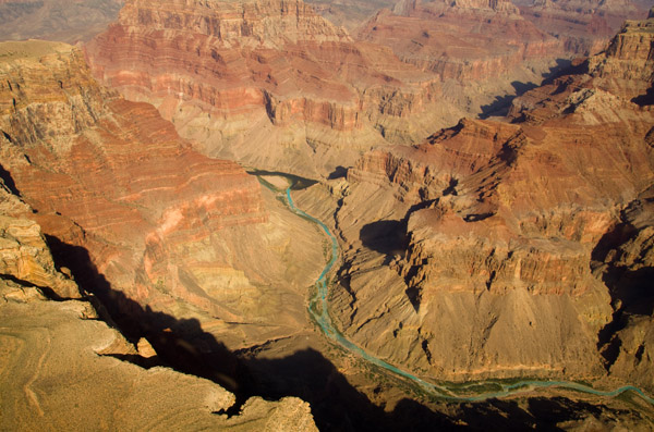 Grand Canyon Birds Eye View