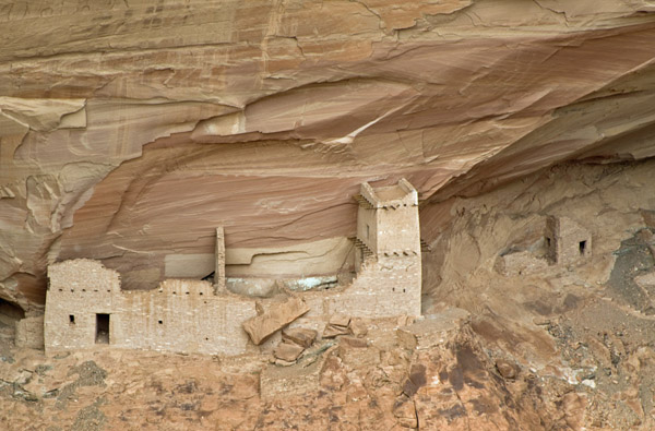 Mummy Cave Ruins, Canyon de Chelly
