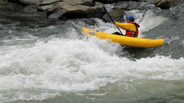 Kayak Durango, Lower Animas River, CO