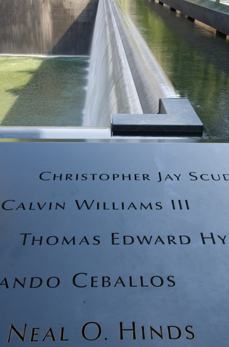 National 9-11 Memorial, New York City