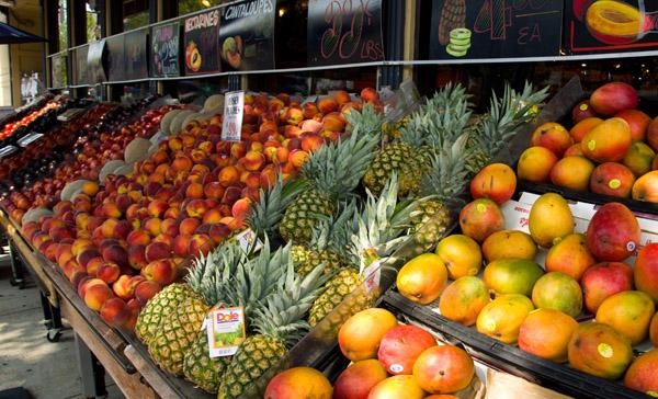 Hoboken Street Produce