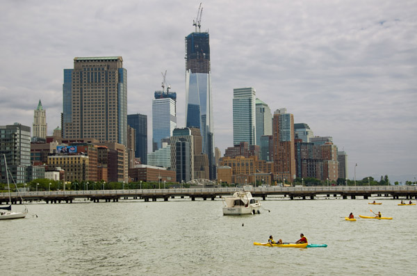 Kayak New York City