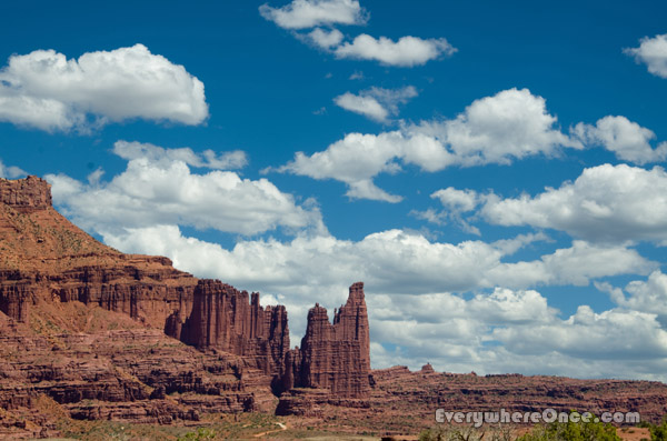 Moab Utah Landscape