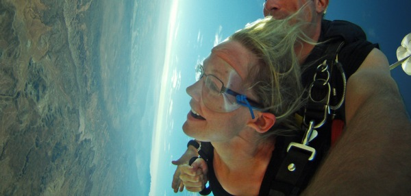 Skydive, Travel, Tandem Jump, Freefall, Moab