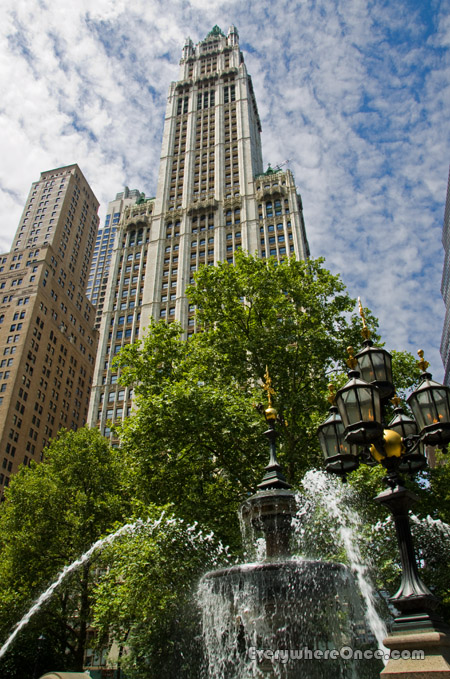 Woolworth Building New York City